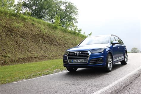 Sq7 Tdi 2016 by 2016 Audi Sq7 Tdi Fahrbericht Test Review Fotos 27