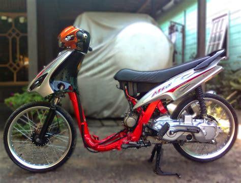 Modifikasi Mio Soul by Mio Soul Gt Modifikasi Thailand Thecitycyclist