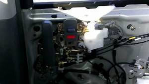 2005 Honda Odyssey Door Problem