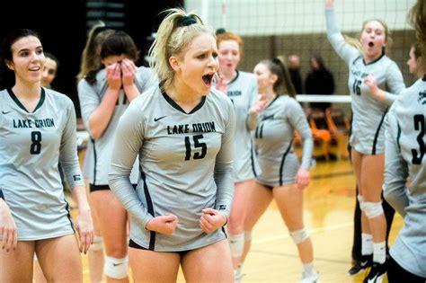 Michigan high school volleyball brackets heading into ...