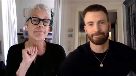 Jamie Lee Curtis Addresses 'Knives Out' Co-Star Chris ...
