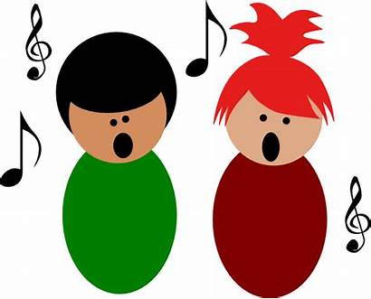 Children Singing Clipart Song Teaching Clip Songs