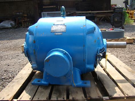 Westinghouse Electric Motor by 20 Hp Westinghouse Power House Electric Motor 440v Hp59715 A