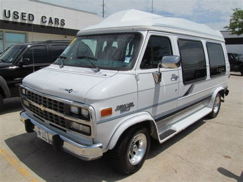 1993 Chevrolet Chevy Van  Information And Photos Momentcar