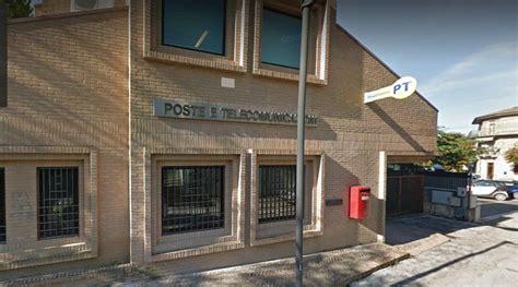 orario apertura ufficio postale colonnella rapina all ufficio postale all orario di