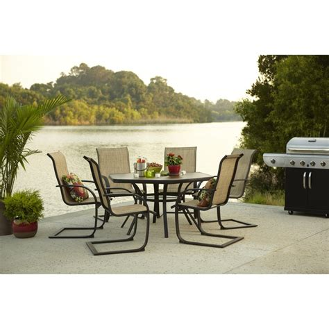 outdoor patio furniture sets lowes home citizen