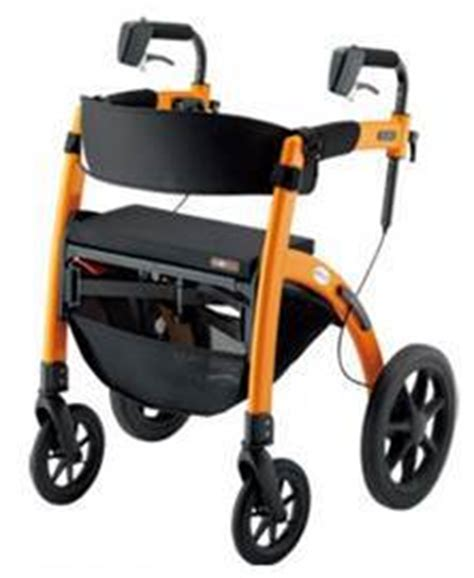 advantages of high end fitness walkers and rollators