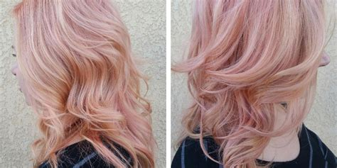 Bright & Pastel Hair Color Trend