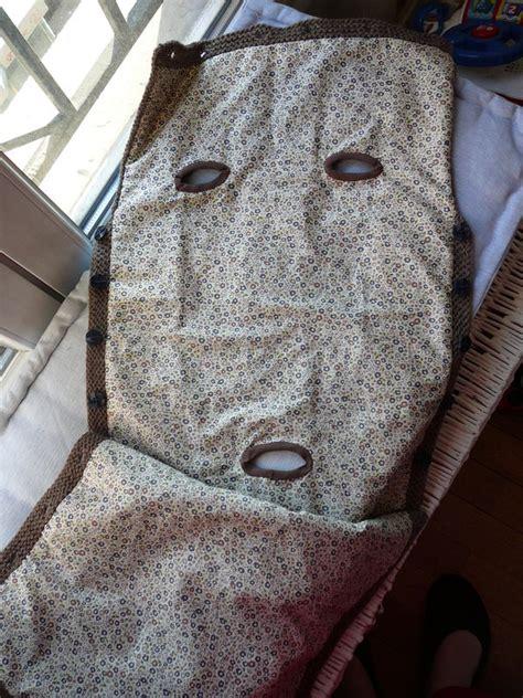 nid d ange pour siege auto modèle tricot nid d ange pour siege auto