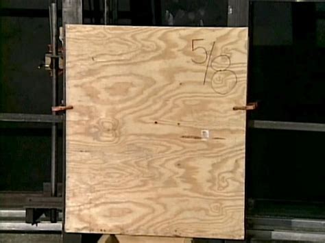 build  install plywood hurricane shutters