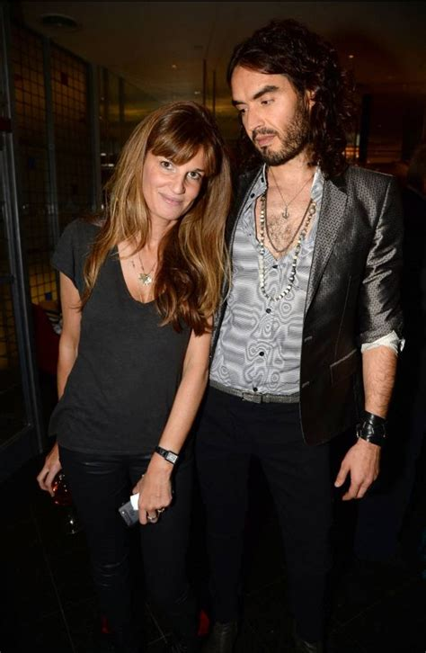 russell brand just say yes is russell brand s ex jemima goldsmith looking for love on