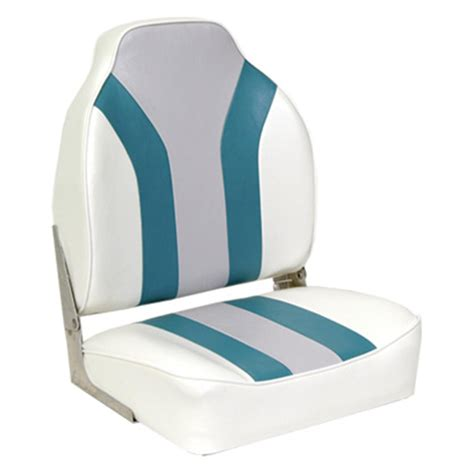 Boat Seats Teal by American Classic High Back Boat Seat 196165 Fold