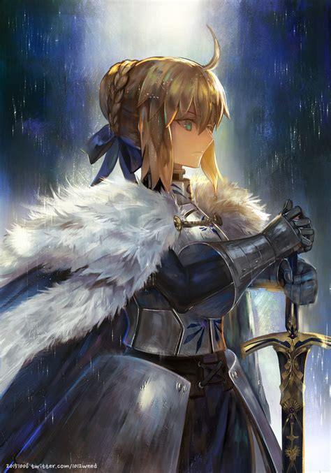 fatestay night saber