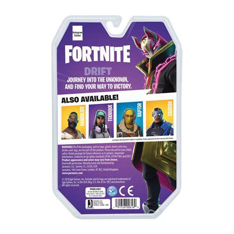 drift figurine fortnite solo mode jazwares  cm kingdom