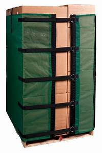 6 Foot Industrial Eco Friendly Warehouse Pallet Cover