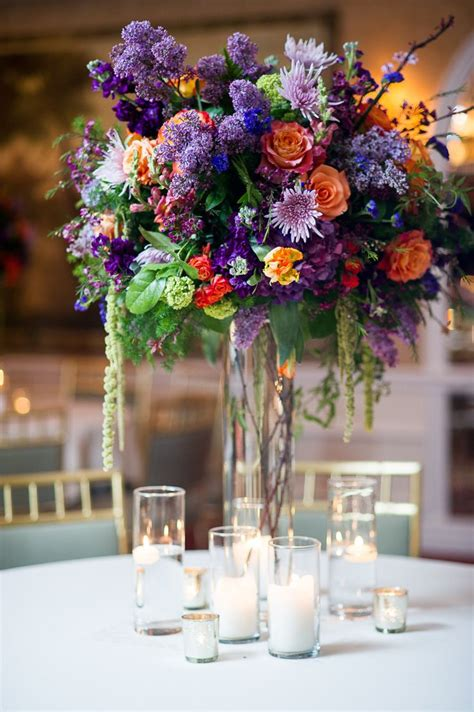 230 Best Images About Tall Wedding Centerpiece Flowers On