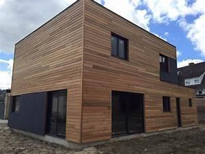 maison ossature bois pas chere excellent construire en With extension maison pas chere