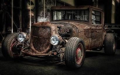 Rod Wallpapers Rat Cars 4k Background Desktop
