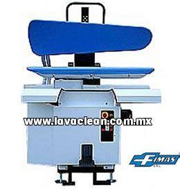 equipo  tintorerias mesas de planchado prensas de planchado mesas de desmanchado