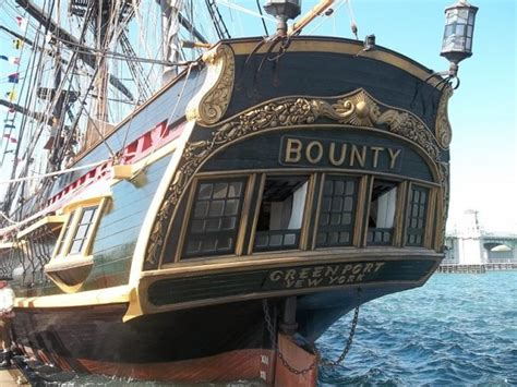 hms bounty replica sinking bounty sinking and rescue in photos gold is