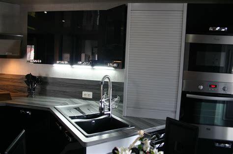 meuble de cuisine noir et blanc meuble de cuisine noir et blanc dco salon meuble noir