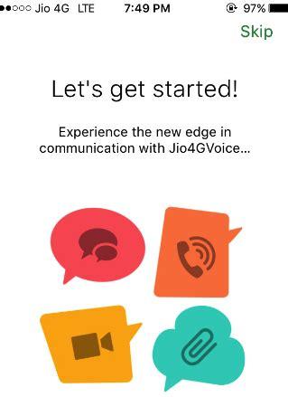 jio  voice app   volte calls  iphone   iphone   techapple