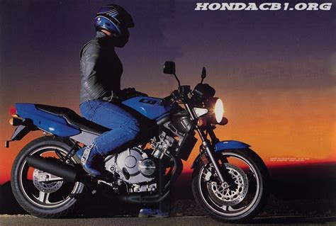 honda cb1 honda cb 1 more of what a 400 four is for