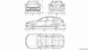 Dimensions Audi A4 : dimension audi a4 avant audi a4 avant interior dimensions audi a4 avant 1999 dimensions 2012 ~ Medecine-chirurgie-esthetiques.com Avis de Voitures