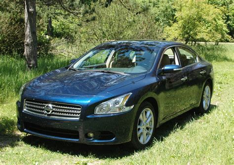 2009 Nissan Maxima 3.5 Sv Review