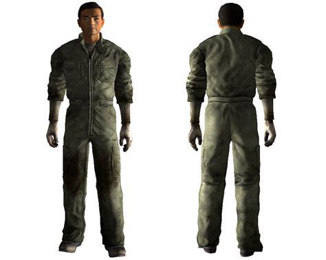 army jumpsuit image army mechanic jumpsuit png fallout wiki fandom