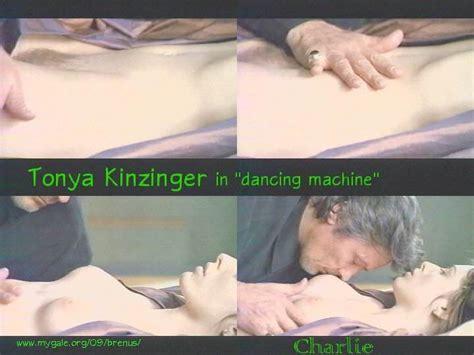 Naked Tonya Kinzinger In Dancing Machine