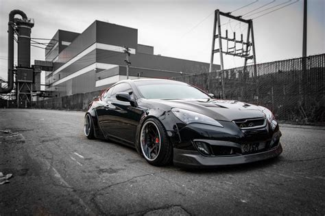 Body Kit For Hyundai Genesis Coupe Monsterservice