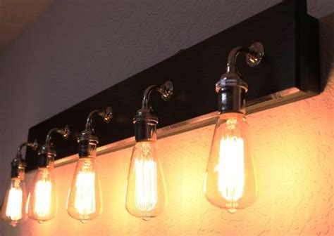 Edison Bulb Vanity Light Decorating Ideas For Kitchen Cabinets How To Choose Cabinet Hardware Best Priced Australia Az Simple Oak