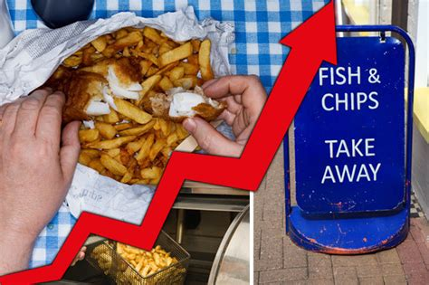 fish  chips   haddock prices  soar due  norway fishing quote daily star