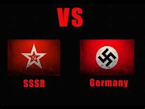 SSSR vs Německo wot YouTube