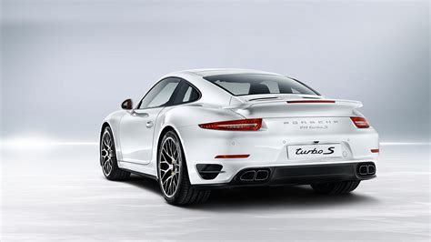 2014 Porsche 911 Turbo S Wallpapers & HD Images - WSupercars