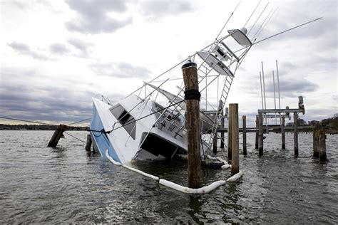 Boats Damaged By Hurricane Florence by What To Do If Hurricane Florence Damaged Your Boat