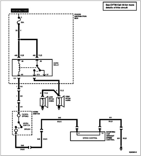 96 Ford F350 Wiring Diagram by Need Horn Wiring Diagram 96 F150 Ford Truck Enthusiasts