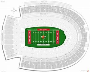 Ohio Stadium  Ohio State  Seating Guide