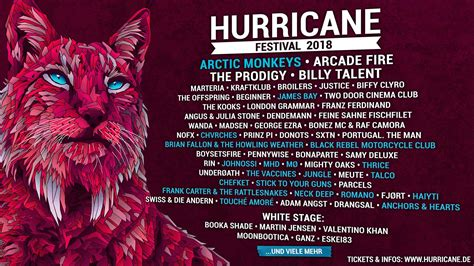 hurricanesouthside festival  badge  bands announced