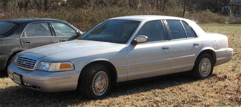 1998 FORD CROWN VICTORIA - Image #13