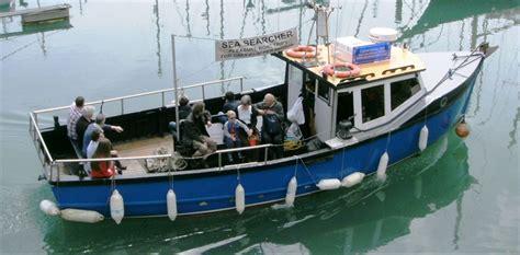 Fishing Boat Hire Ramsgate by Sea Searcher Boat Trips