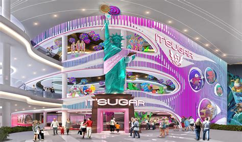 IT'SUGAR at American Dream in East Rutherford Announces ...