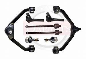 Ford Ranger New Front Suspension Steering Kit Tie Rod Ends Control Arms Rh  U0026 Lh