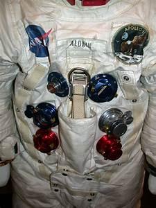 Buzz Aldrin's Apollo 11 Suit
