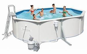 Piscine Hors Sol Resine : piscine hors sol piscines acier et resine piscines hors ~ Melissatoandfro.com Idées de Décoration