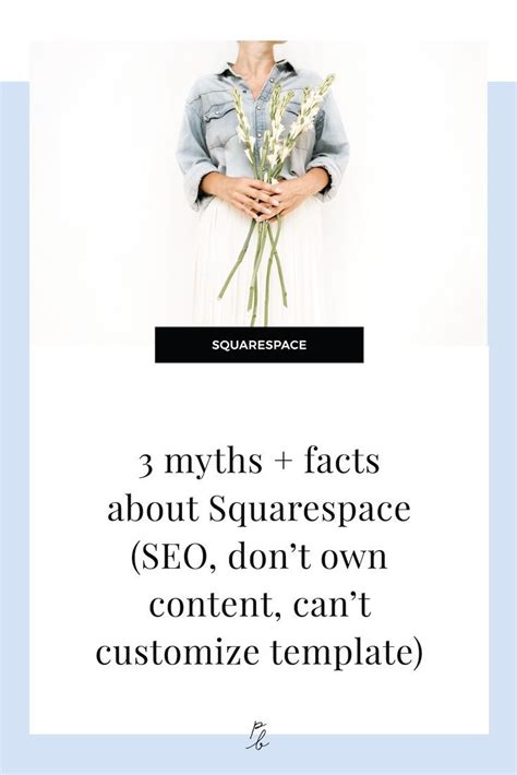 3 myths + facts about Squarespace (SEO, don't own content ...