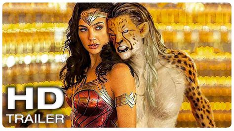 We get to see a miraculously revived steve trevor (chris pine) don parachute pants in an attempt to blend with the. WONDER WOMAN 1984 Cheetah Trailer (NEW 2020) Wonder Woman ...