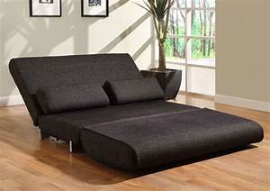 floor sample yale convertible sofa bed black by lifestyle With bed and sofa in one
