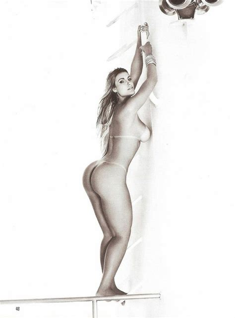 Andressa Urach Naked In Sexy Magazine Brazil Your